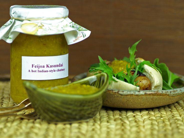 Feijoa kasundai + other recipes
