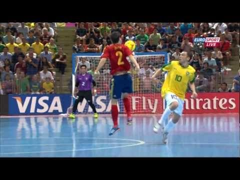 Futsal.World Cup 2012.Final. Spain - Brasil (2т+от)