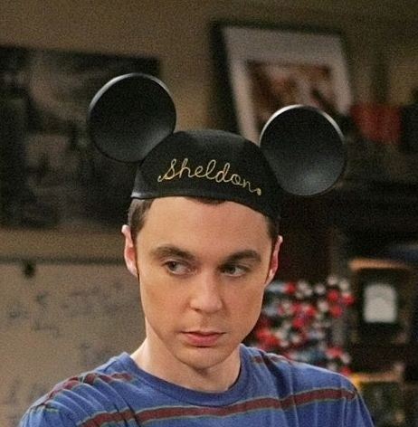Jim Parsons- My favorite character ever! >