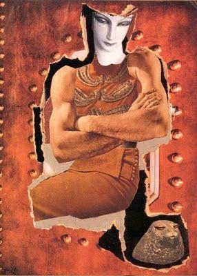 Hannah Hoch, Tamer, 1930