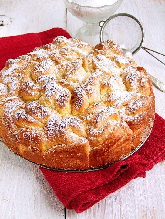ciasto drożdżowe – różyczki… | mniam-mniam
