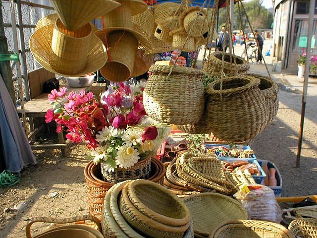 Historical & Cultural Sites in #Ganghwa Island, #Korea: Traditional Market
