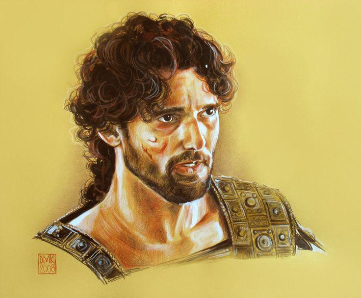 Hektor - książę i najdzielniejszy bohater trojański