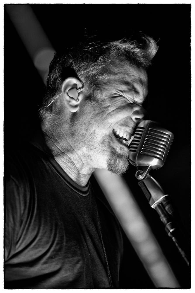 james alan hetfield by James Guiney on 500px
