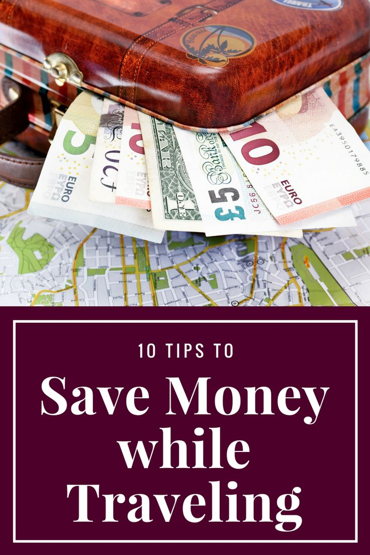 10 Tips to save money while Traveling A recurrent question when I tell people about my travels is: «How do you find the money to travel that much?». Truth is… yes, travelling is expensive but it doesn't have to empty your bank accoun…