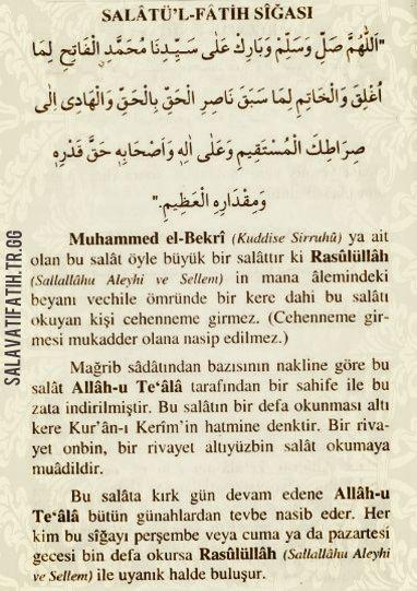 Salavat-ı Fatih