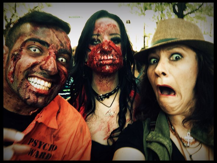 Vancouver Zombies Alive & Active