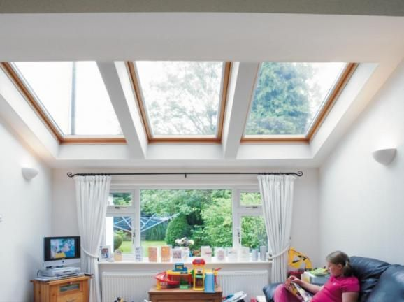 Large Velux Windows Casa Roof Window Vaulted Ceiling