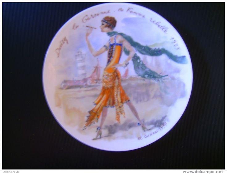 Modeteller: Henri d `Arceau - Limoges - Les femmes du siècle  1925