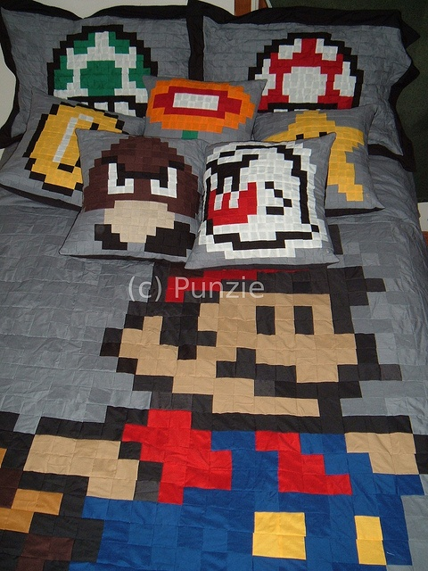 Super Mario Supremo Bed