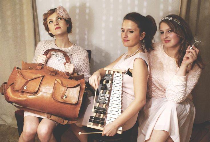 Bardotka Trio in pink for Pudrowy Róż