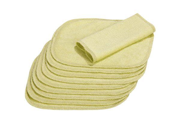 Lingettes qui passe facilement dans la machine à laver