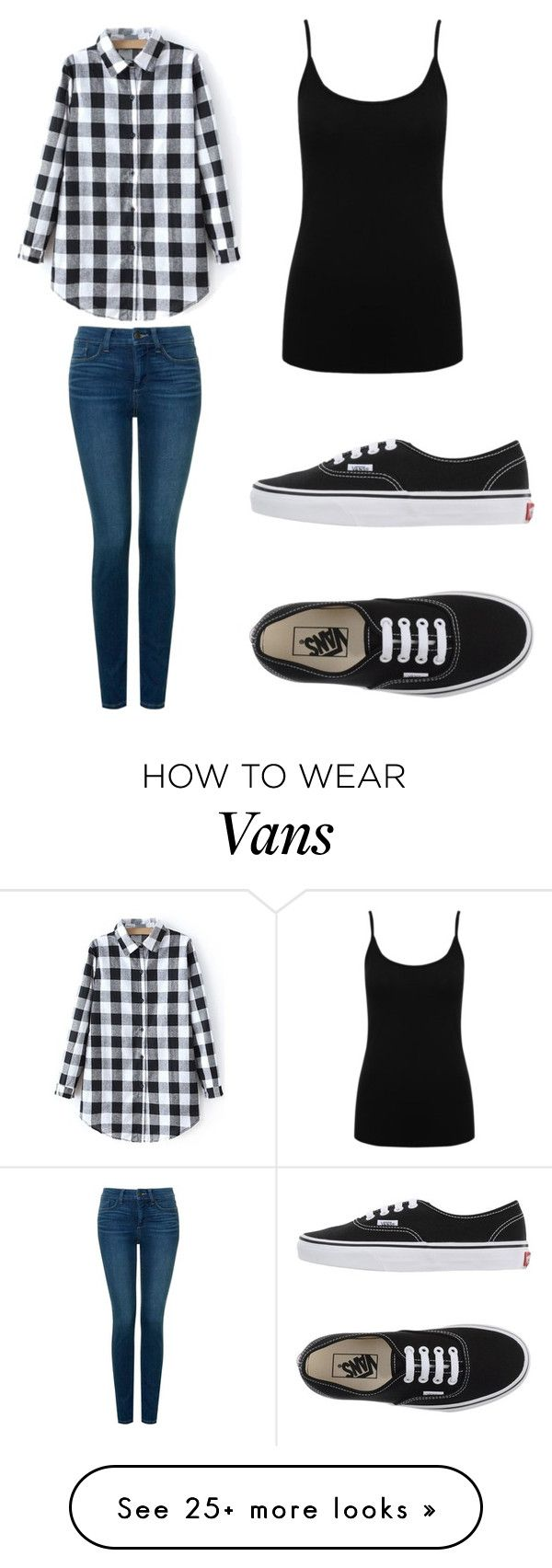 """""""I like my style"""" by macyyyyyyyy on Polyvore featuring Vans, NYDJ, M&Co, women's clothing, women's fashion, women, female, woman, misses and juniors"""
