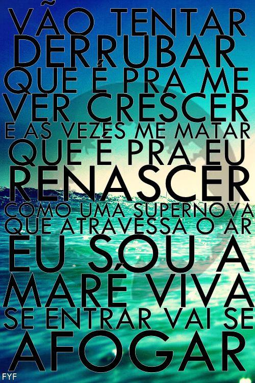 fuckyeahfresno: Lucas Silveira - Eu Sou a Maré Viva ( Música nova; áudio)