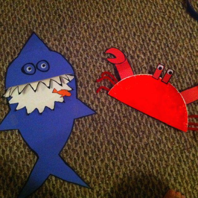 Pinterest Ocean Crafts For Preschoolers