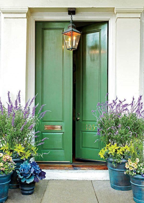10 Sexy Front Door Color Ideas