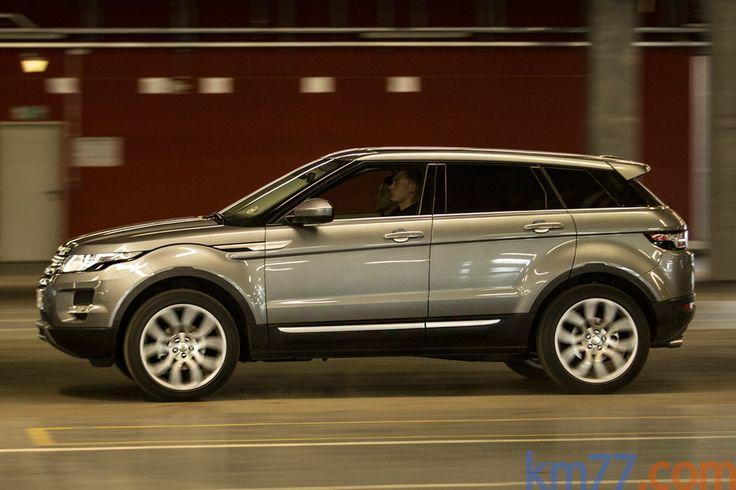 Land Rover Range Rover Evoque- thats nice!