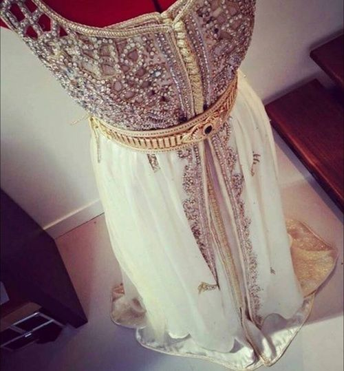 Arabic fashion dress