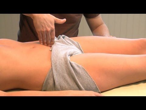 Massage Therapy How To for Bicycle Injury Pain, HD Full Body Work | Gregory Gorey LMT, Austin - YouTube