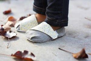 TOMS Schuhe für Kinder nähen