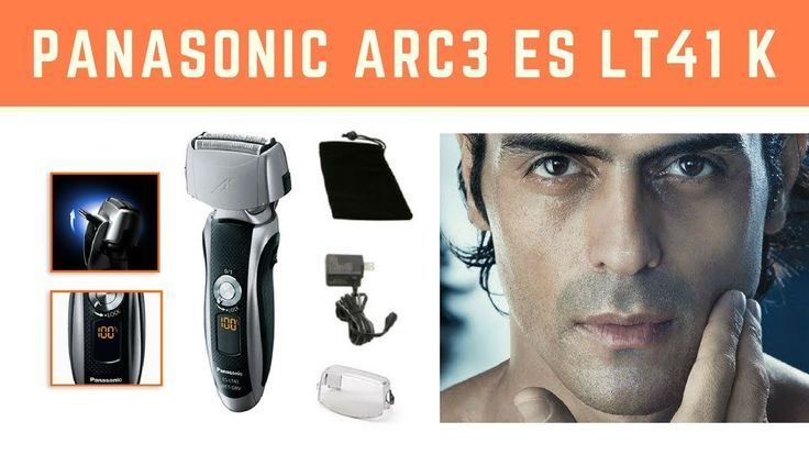 Panasonic Arc3 ES LT41 K Electric Razor Review 2017 | Best Beard Trimmer Reviews https://youtu.be/PbkdfPCyTcg