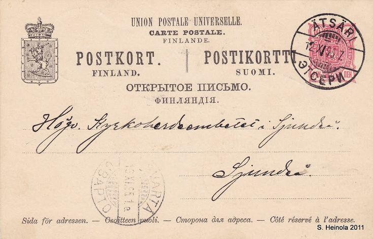 Ähtärin historiaa - sulo heinola - Picasa-verkkoalbumit