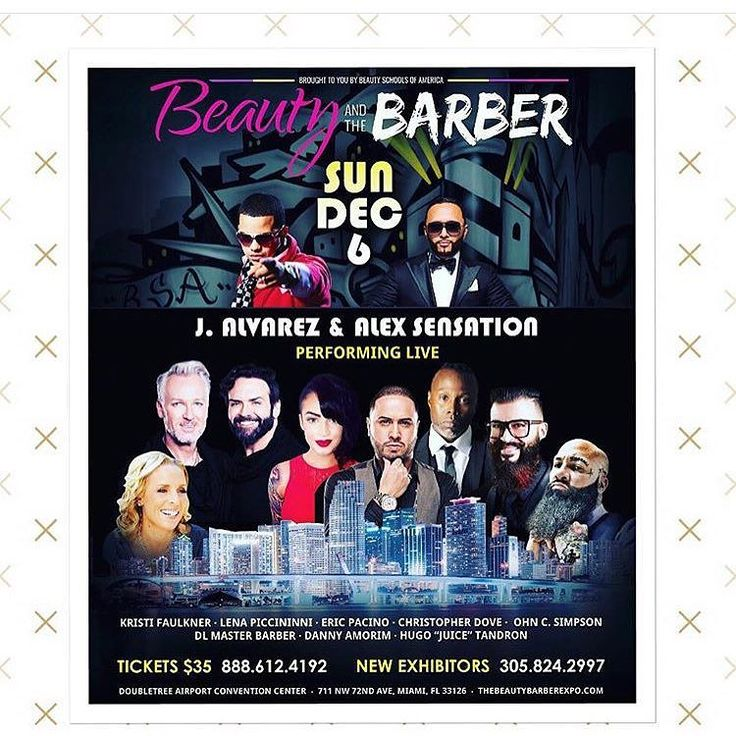 Attention my Peace Love Mimi Followers! Sunday Dec 6 I will be attending Beauty and the Barber. This event is being thrown by Beauty Schools of AMERICA and is open to all MUAS hairstylists Barbers and the general public! Check out http://ift.tt/1MaUrn9 for more details!  #bsa #beauty #beautyblog #beautyblogger #miami #miamiblog #miamiblogger #miamibeauty #mua #muas #hair #barber #miamimuas #miamimua #miamihair #miamihairstylist #miamibarber #bsathebloggerway #peacelovemimi #fashion…