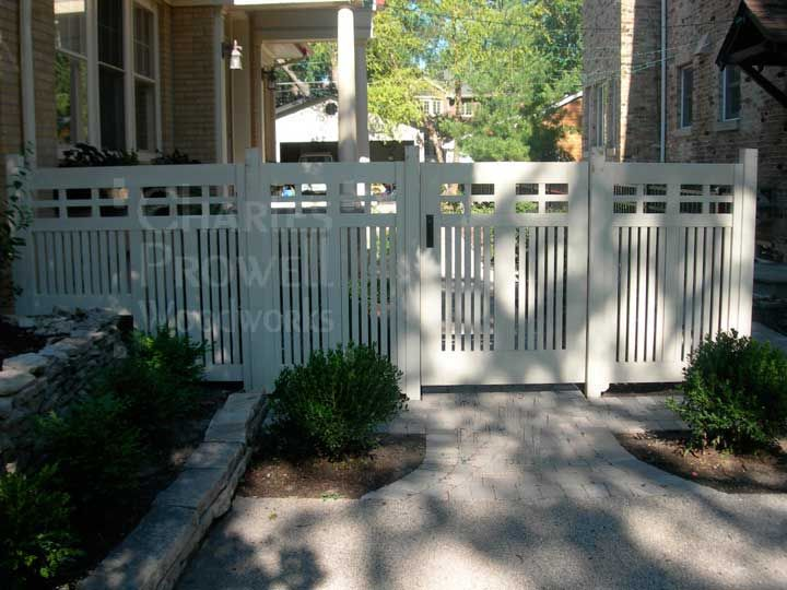 Wood Fences And Gate Fences Gates Arbors And Swings