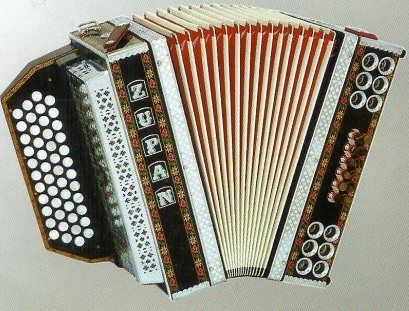 Zupan Button Accordion