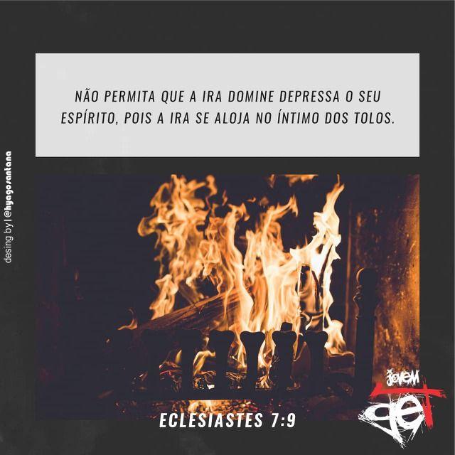 #biblia #eclesiastes #jovem #culto #igreja #deus #jesus #fogo #mocidade #ministerio #jovemgey