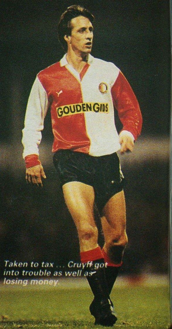 Johann Cruyff - Feyenoord