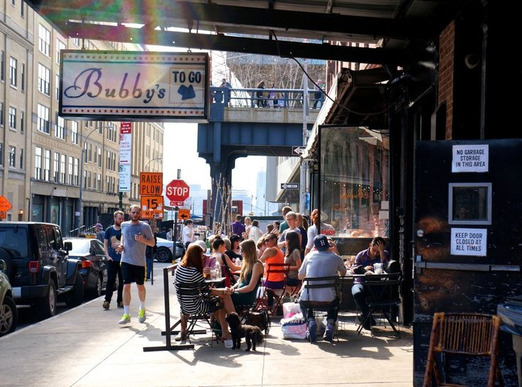 10 great places to eat in New York City: All American dining at Bubby's