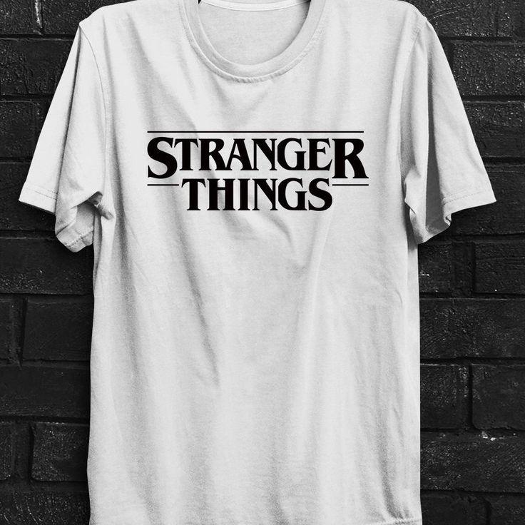 Stranger Things Series T-shirt, multi colored prints, stranger things shirt by CRAFTINGbros on Etsy https://www.etsy.com/listing/400323243/stranger-things-series-t-shirt-multi