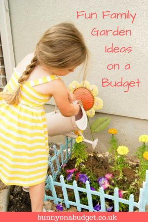 No matter how big or small your outdoor space or budget is, there are plenty of projects that the whole family can do to make it a fun and enjoyable space.