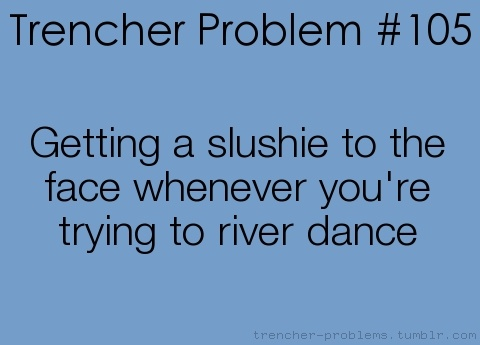 trencher problems