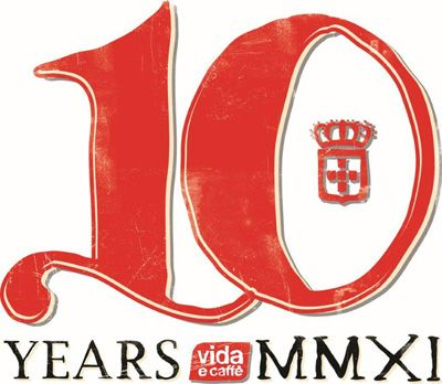 Vida e Caffè celebrates 10 year Anniversary – supporting your life with our special blend of coffee