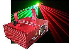 BigDipper K800 Two Color Laser Red/Green DMX or Sound Control