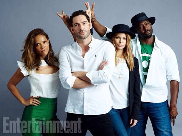 Cast of Lucifer