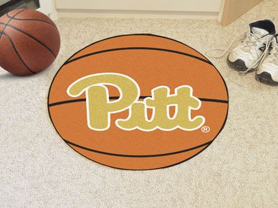 University of Pittsburgh Basketball Mat