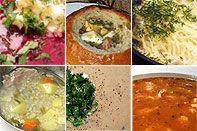 Polish food - many recipes