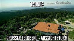 großer feldberg taunus - YouTube