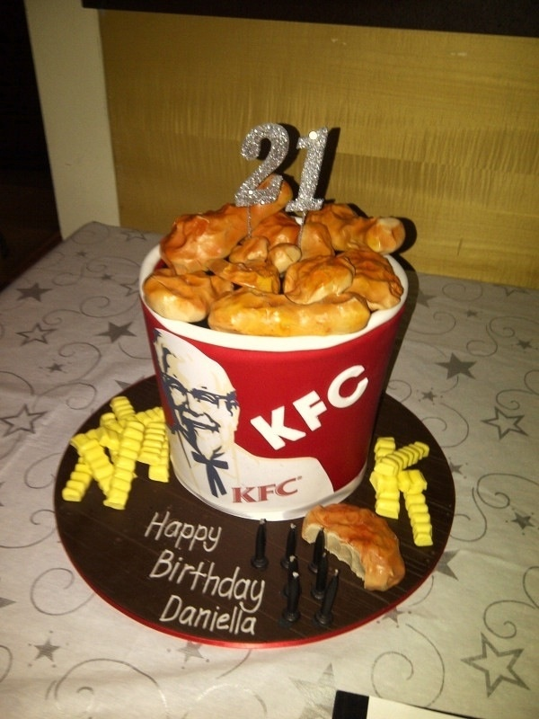 coolest ever birthday cakes