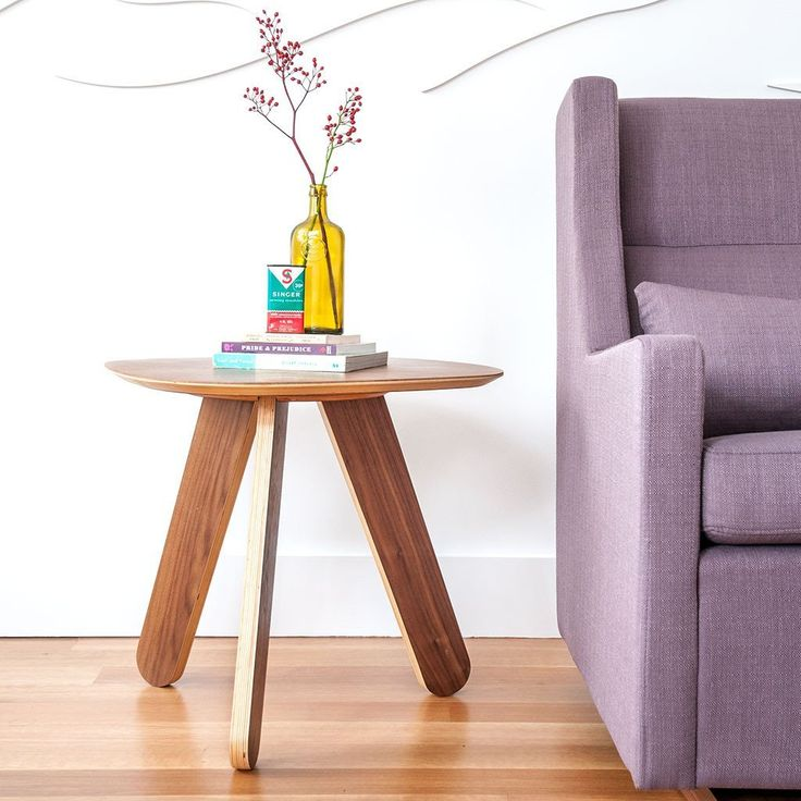 Gus* Cooper End Table - armchairmuse.com - 2
