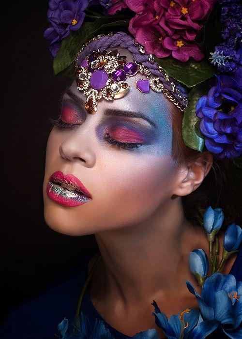 www.lillymeetslolamakeup.com www.sylwiamakris.com www.dollys-world-of-make-up.com   Photo: Sylwia Makris - Fine Art Photography Model: Elle Jordan Make-up/Styling: DOLLY's World of Make-up Makeup Director: Dolly