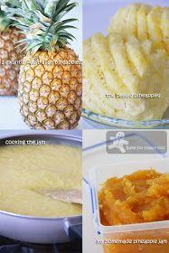 pineapple tart jam