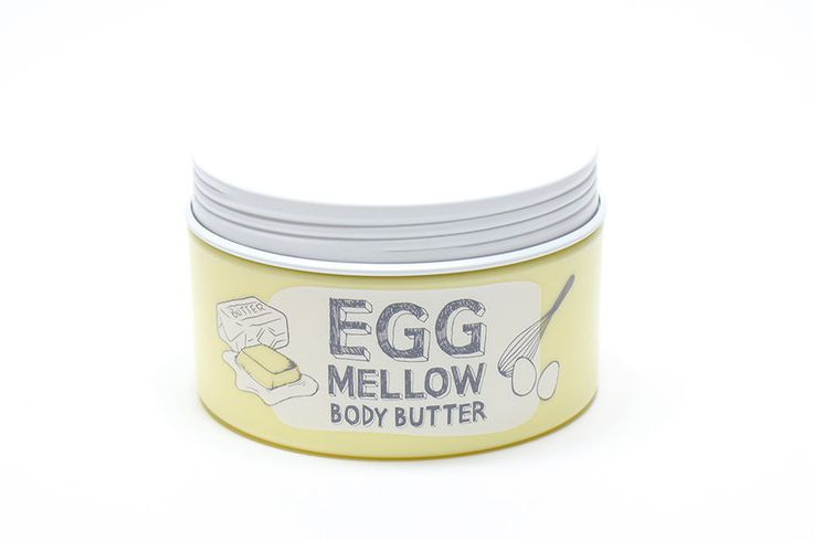 TOO COOL FOR SCHOOL | Egg Mellow Body Butter