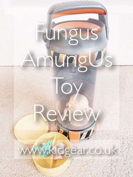 Fungus AmungUs Toy Review