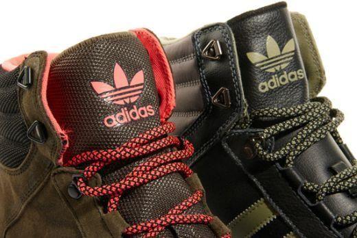 Зимняя походная обувь