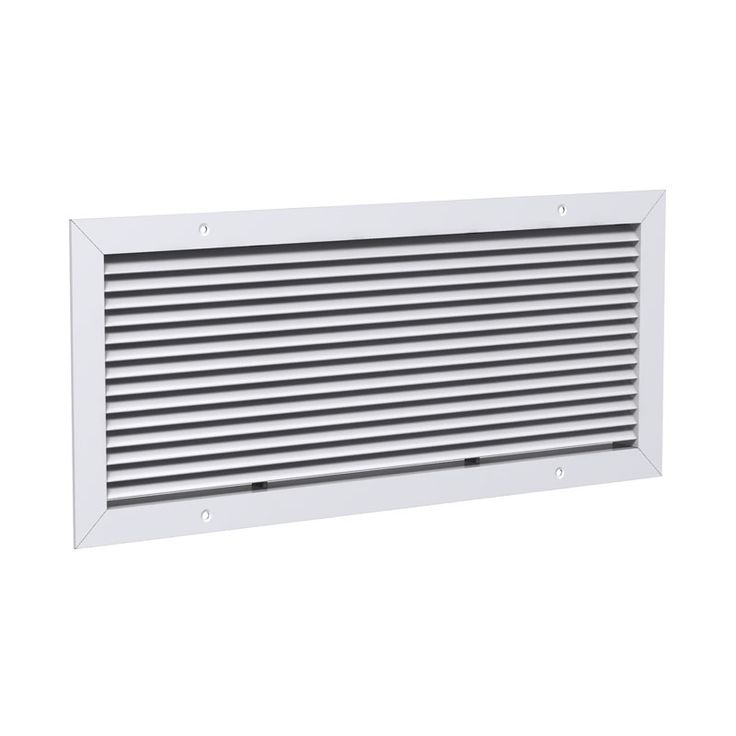 Steel/Aluminum Louvered Face Return  | Price Industries - The Science of Comfort