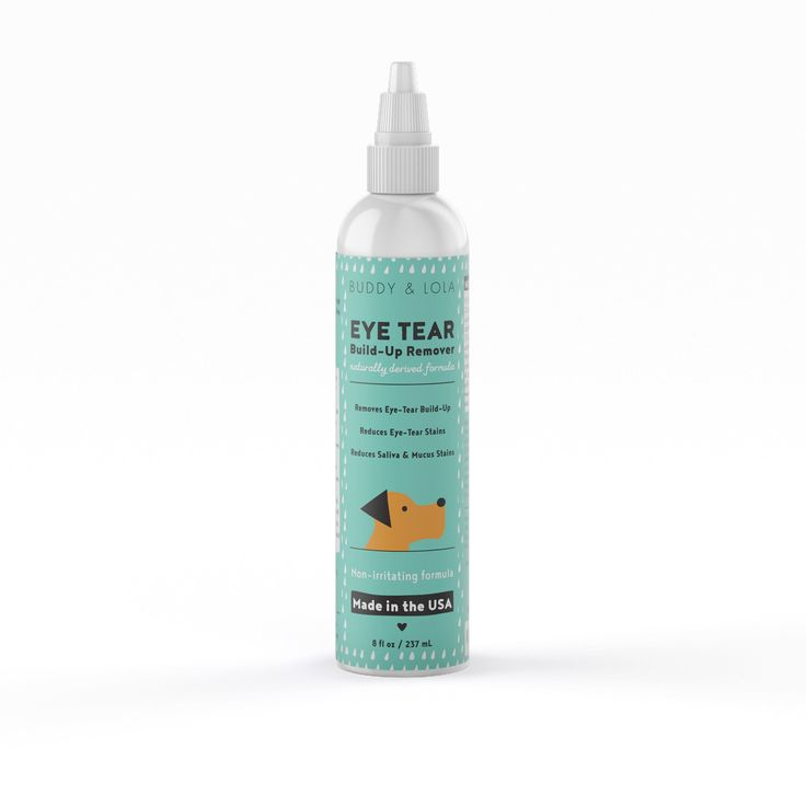 Natural Tear Stain Remover For Dogs